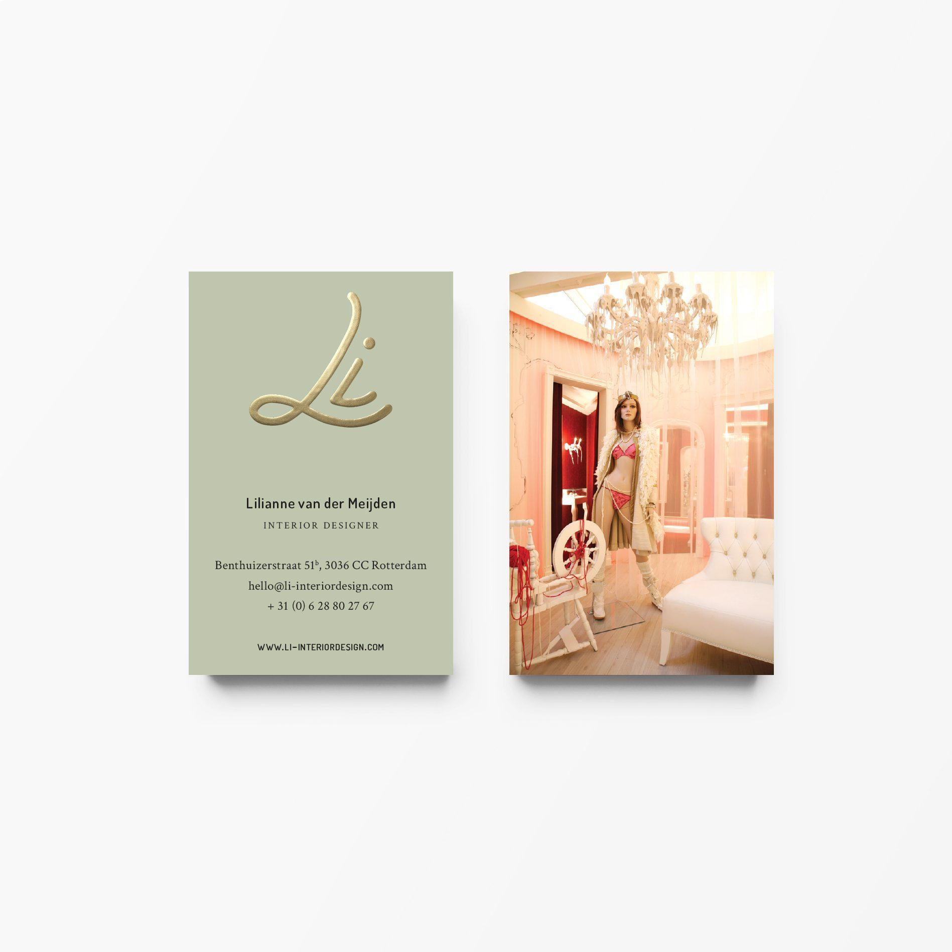 Li Interior Design Mme Poisson