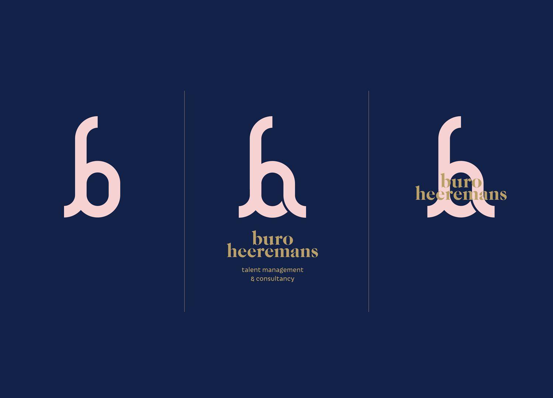 Identity For Buro Heeremans Mme Poisson